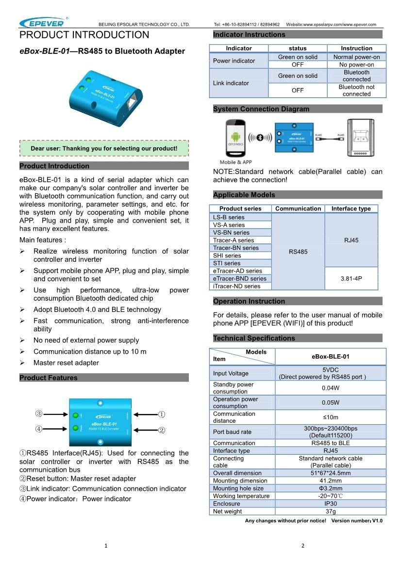 móvel app uso para ep tracer controlador