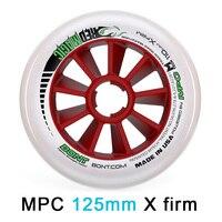 8pcs 100% Original Bont MPC Firm Speed Skates Wheels High Response 90 100 110mm 83/85/86/87A Inline Speed Racing Skating Tires