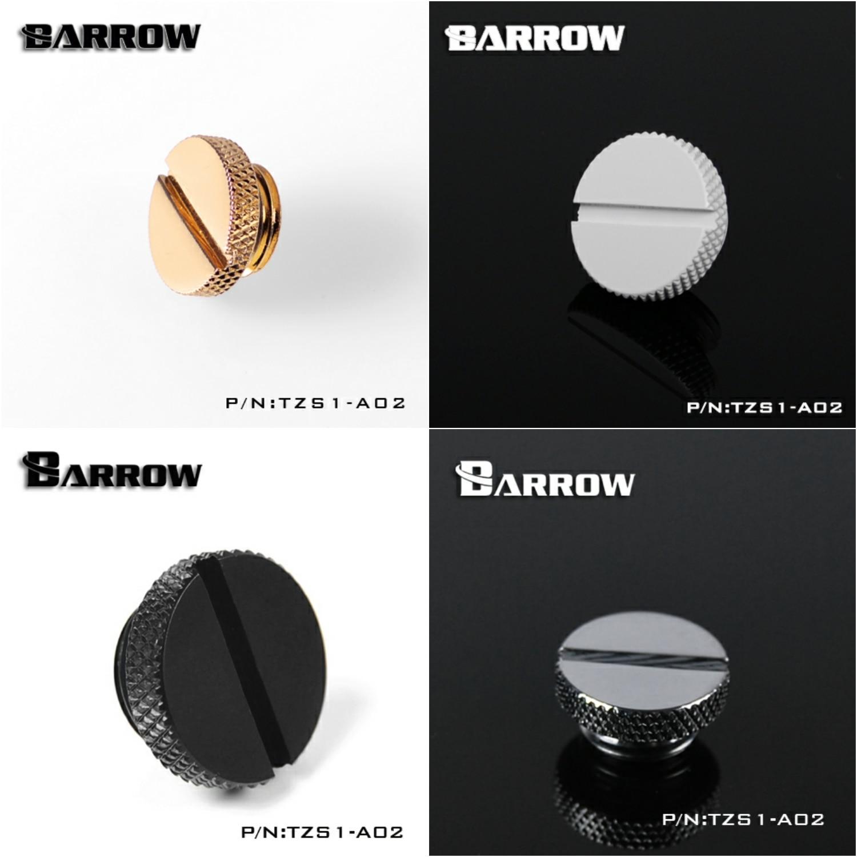 "Barrow G1//4/"" End Cap TBJDT-V1 Fitting"