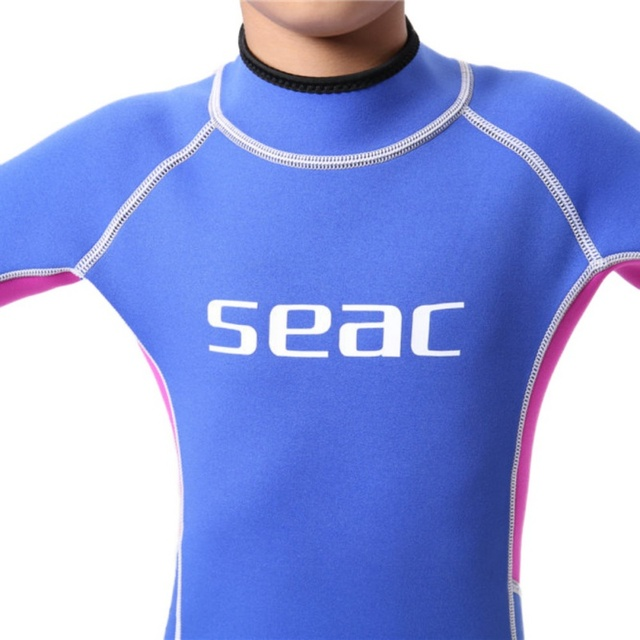 One Piece Short Sleeve Kid's Wetsuits