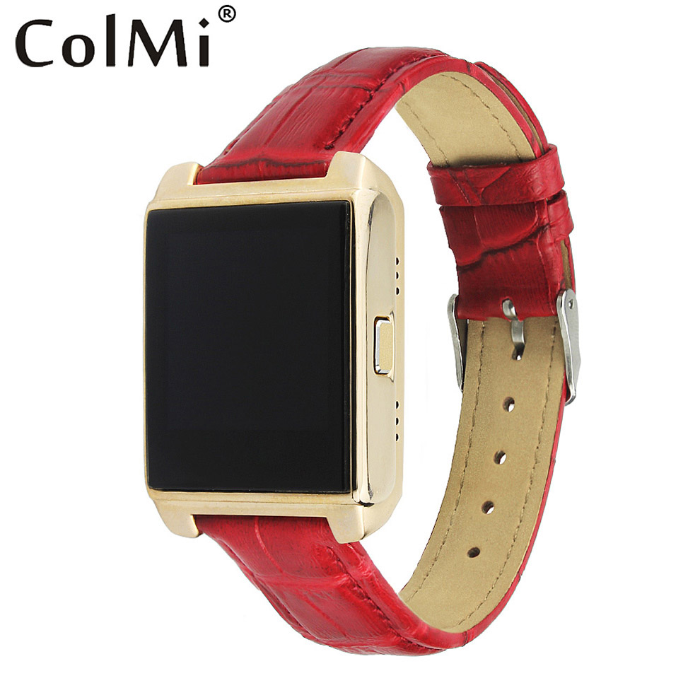 ФОТО ColMi Smartwatch VS06 Heart Rate Monitor Pedometer Push Message Bluetooth Connectivity Compatible Android IOS Women Smart Watch