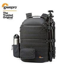 Подлинная Lowepro ProTactic 450 aw сумка для камеры на ремне SLR Камера сумка рюкзак для ноутбука с любой погодой 15,6 дюймов Lapto
