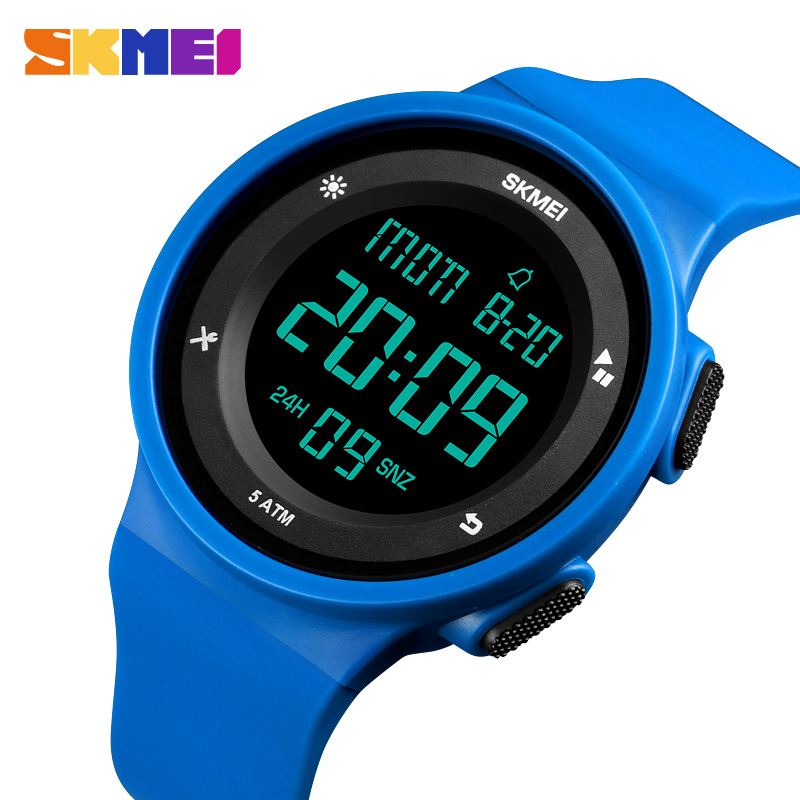 Children Watch Brand SKMEI Stopwatch Chronograph Sport Wristwatches Waterproof Luminous Electronic Bracelet Kids Watches Clock