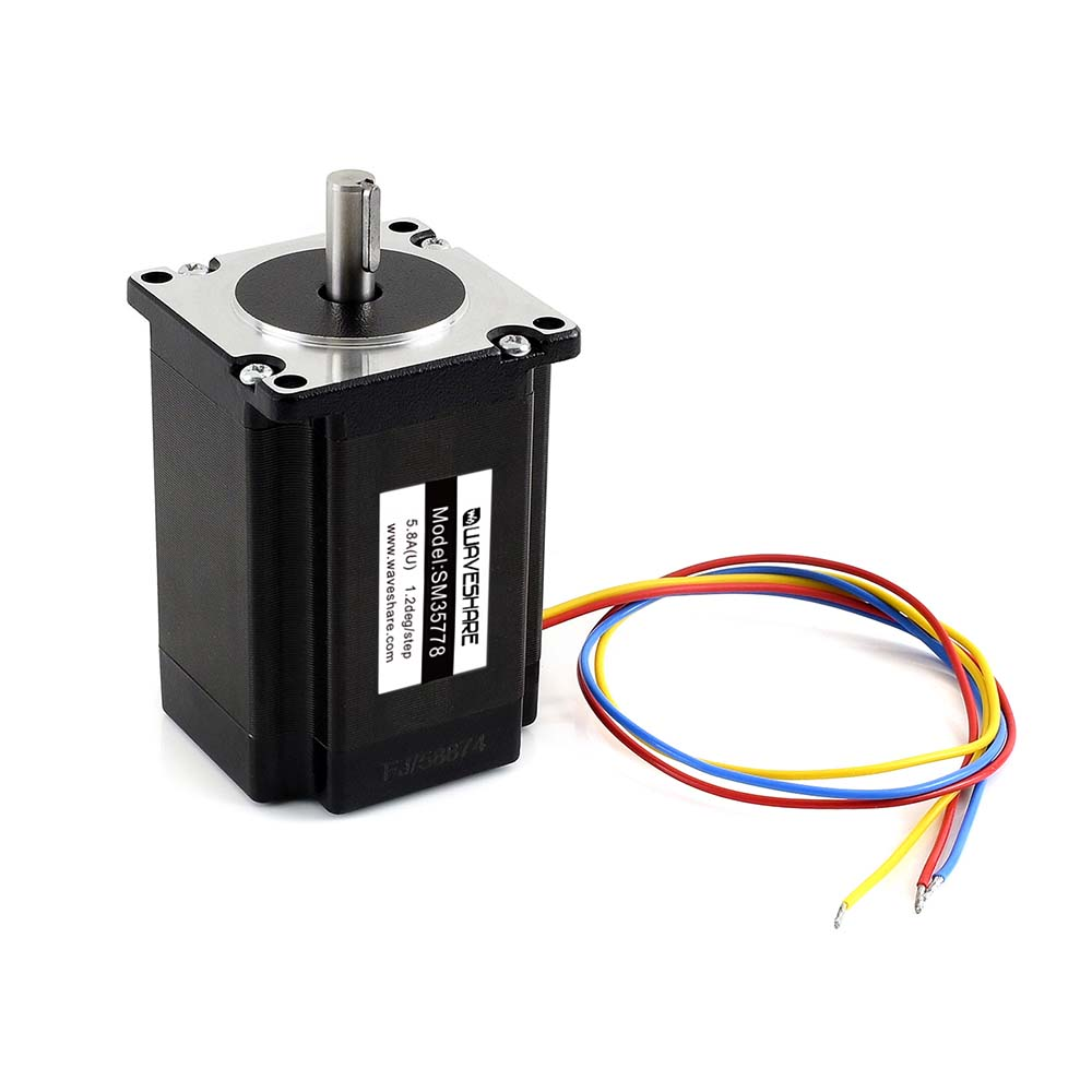 Waveshare SM35778 Three-Phase Stepper Motor 1.2 Degree Step Angle Compatible With SMD356C