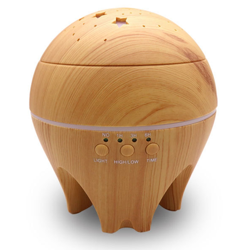 Hot TOD-Essential Oil Diffuser 500Ml Aroma Humidifier Mist Make With 7 Color Led Lights Ultrasonic Aromatherapy Diffuser For HHot TOD-Essential Oil Diffuser 500Ml Aroma Humidifier Mist Make With 7 Color Led Lights Ultrasonic Aromatherapy Diffuser For H