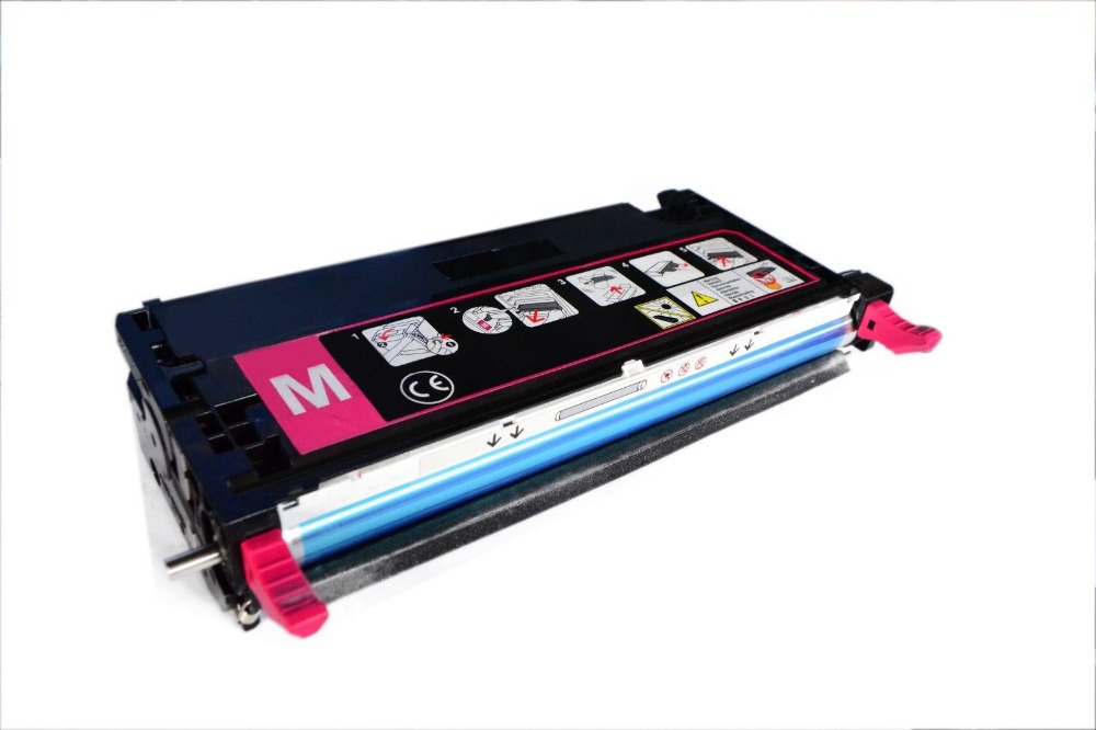 2015 New [Hisaint] CoolToner 310-8096 Magenta Compatible Toner for Dell 3110 3110CN MFP 3115CN