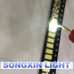 200 шт 5630/5730-CW/WW 0,5 W-150Ma 50-55lm 6500K белый свет SMD 5730 5630 LED 5730 Диоды (3,2 ~ 3,4 V)