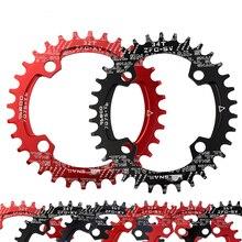 96BCD круглый Овальный улиточный цепной круг 32 T/34 T/36 T Велоспорт Сверхлегкий A7075-T6 велосипед Plate пластина MTB Chainwheel