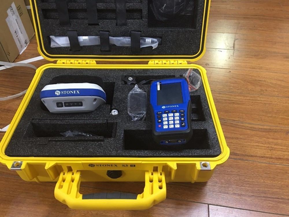 Новый S tonex GNSS RTK с Carlson survce 5,07