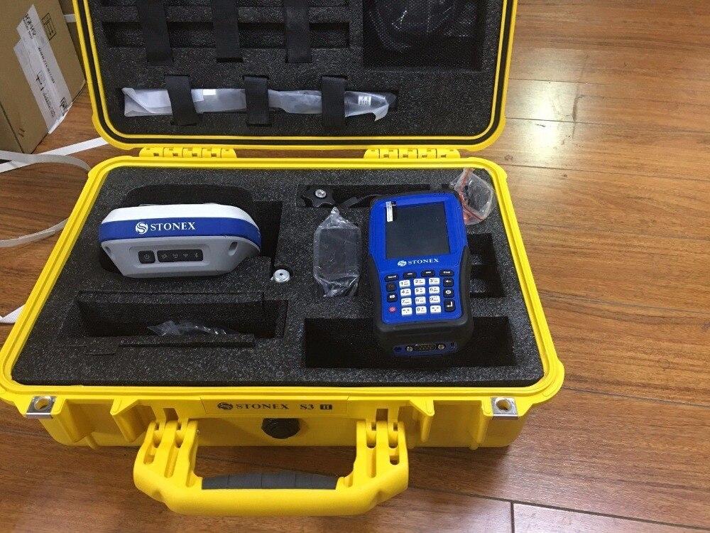 Nuevo S tonex GNSS RTK con carison survce 5,07