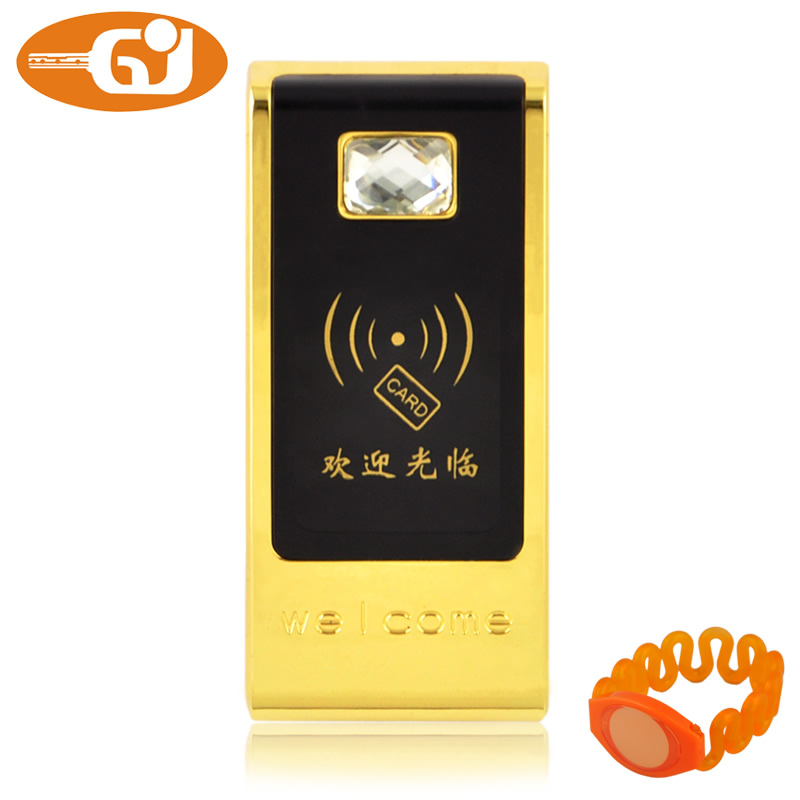 Popular zinc alloy rf card digital sauna cabinet lock for for R f bathrooms and kitchens