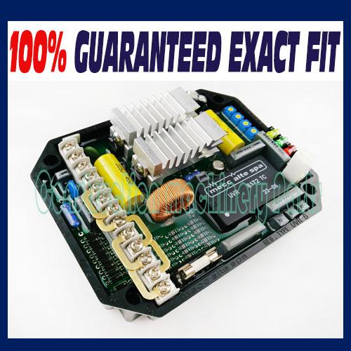 1PC NEW IN BOX Automatic Voltage Regulator AVR UVR6 For Mecc Alte Generator