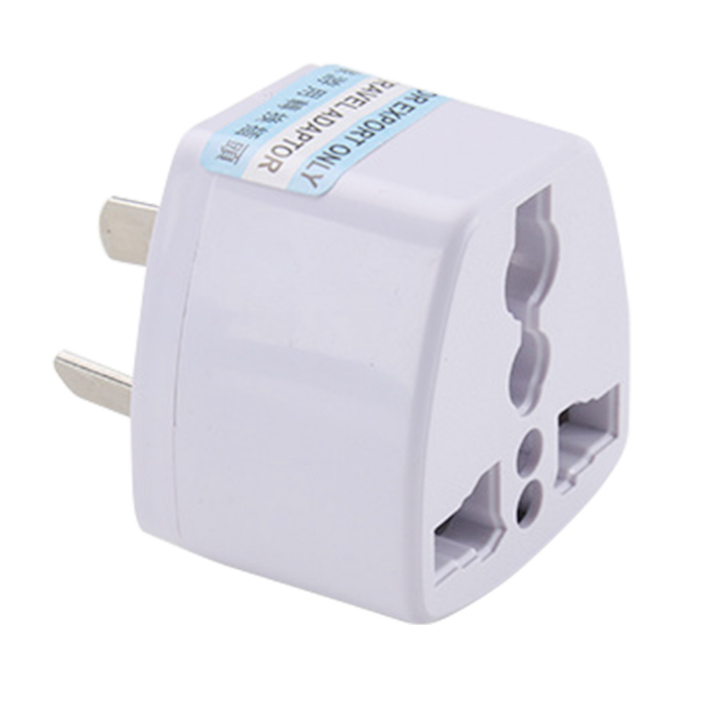 MAIF Travel Universal Power Adapter Travel Adaptor 3 pin AU Converter US/UK/EU to AU Plug Charger For Australia New Zealand