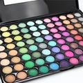 2016 Belleza de la Nueva Llegada 88 Colores Colorido Perlado mate Sombra de Ojos Maquillaje Paleta Set