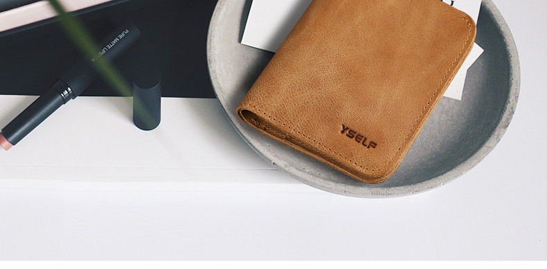 genuine leather men wallets  (4)