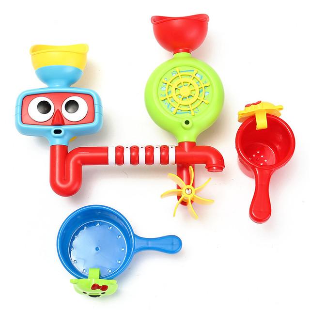 Kids Bath Toy Sprinkler System