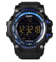 Dnot 1 EX16 Sport Bluetooth Smart Watch Xwatch 5ATM IP67 Waterproof Smartwatch Pedometer Stopwatch Alarm Clock