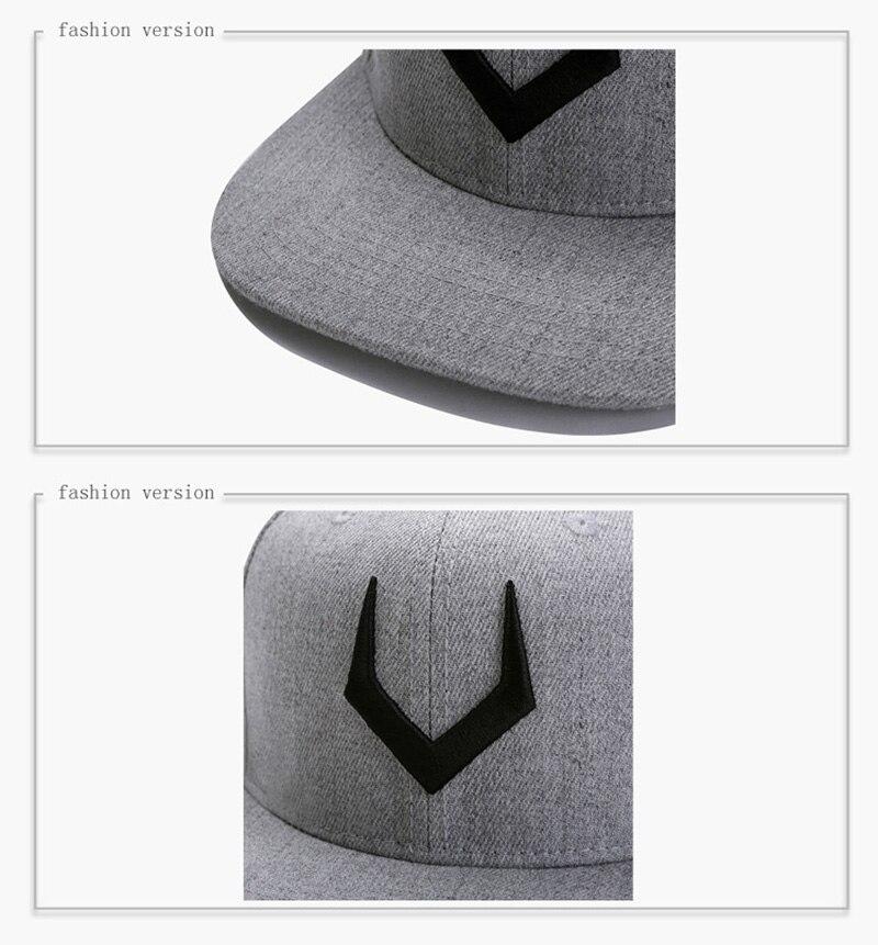 Unisex Baseball Cap Letter Embroidery 3D Snapback Men Women Hip Hop Flat Caps Outdoor Sports Hat Metal Mulisha Casquette CP0059 (7)