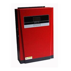 Image 2 - Onduleur hybride solaire à onde sinusoïdale Pure 3200W MPPT 80A chargeur de panneau solaire et chargeur ca tout en un pour entrée solaire Max 4000W 500V