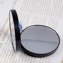 ขายแต่งหน้า 3/5/10/15X แว่นขยาย 2 ถ้วยดูดเครื่องสำอางค์รอบกระจกเงาขยาย