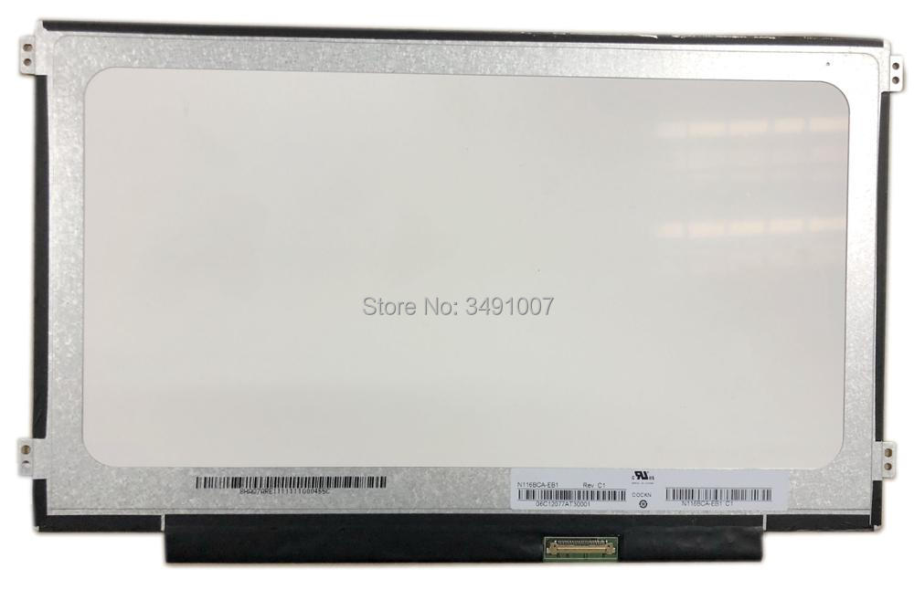 N116BCA-EA1 fit B116XAN04.0 LTN116AL02 N116BCA-EB1 Rev C1 IPS LCD Laptop Screen 30 PIN L ...