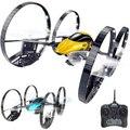 Новый H3 2.4 Г 4CH 6-осевой Гироскоп RC Quadcopter Drone JJRC с 2.0MP Камера HD Воздух-земля Амфибия Квадрокоптер