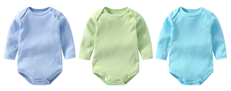 HTB1R7peaifrK1RjSspbq6A4pFXaK Baby rompers Winter Spring Newborn Baby Clothes unisex Long Sleeve Kids Boys Jumpsuit Baby Girls Outfits Clothes Dropshipping