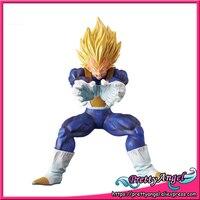 PrettyAngel Genuine Banpresto Dragon Ball Z Super Saiyan Vegeta Collection Figure