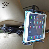 XMXCZKJ Car Rear Seat Head Pillow Mount Tablet Car Accessories For iPad 2/3/4 For Pro 9.7 For Sansung Galaxy Tab 10.1 Tablet
