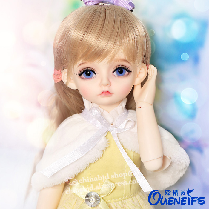 OUENEIFS free shipping Sarah 1/6 bjd sd doll model reborn baby girls boys doll eyes High Quality toys shop makeup resin uncle 1 3 1 4 1 6 doll accessories for bjd sd bjd eyelashes for doll 1 pair tx 03