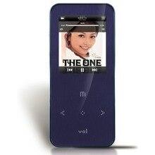 2017 Nueva Ultrafinos MP3 Reproductor de Música 8 GB de almacenamiento y 1.8 Pulgadas de Pantalla Grabadora de Deportes jugador sin pérdidas de alta calidad (Metal púrpura)