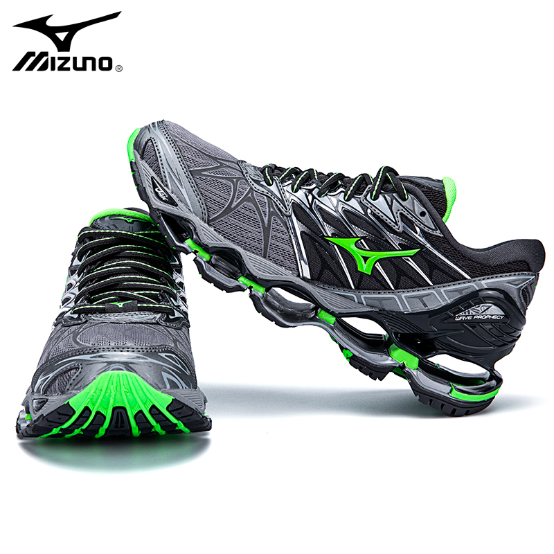 Original Mizuno Wave Prophecy 7 Professional Sports Shoes Men Outdoor Stable Sports Weightlifting Shoes Size 40-45 Free Shipping stable page 7