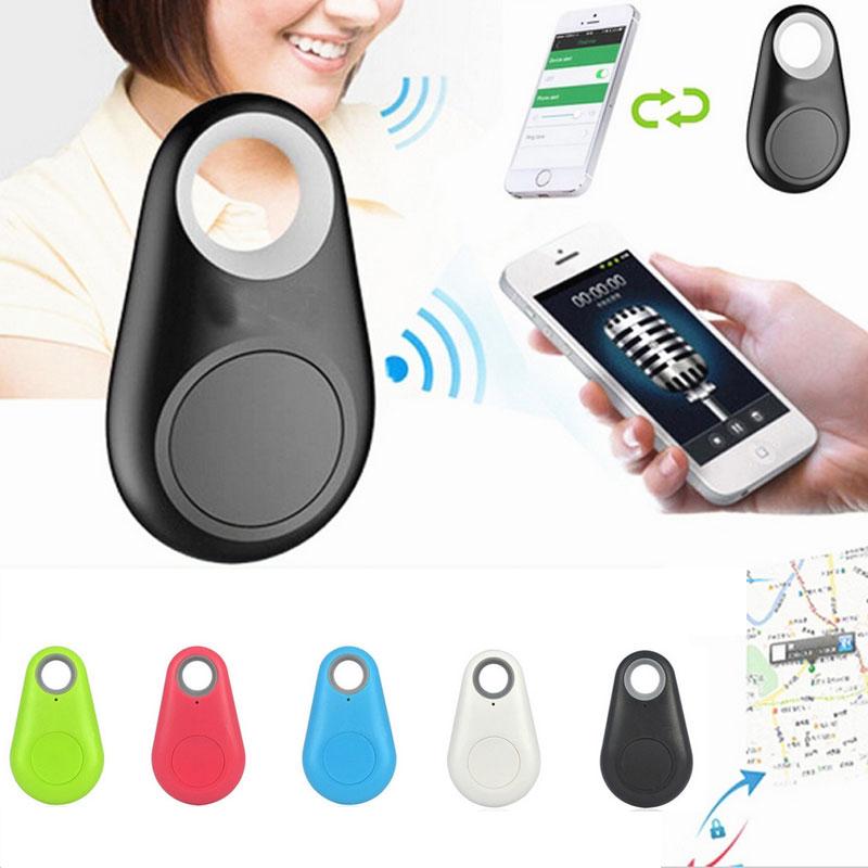 Tragbare Bluetooth Anti-verloren Gerät Finden Artefakt Mobile Brieftasche Keychain Anti-verloren Erinnerung Druck Smart Aktivität Tracker Tragbare Geräte