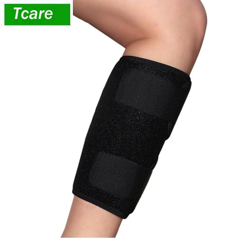 8b6b544491 1Pcs Shin Calf Brace - Shin Splint Support for Calf Pain Relief Strain  Sprain Tennis Leg