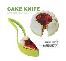 1PC Cake Pie Slicer Sheet Guide Cutter Server Bread Slice Knife Kitchen Gadget kitchen accessories cooking