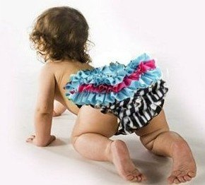 6pcs Free Shipping Doomagic girl's Underpant 1~4 T,baby girl's Zebra cake shorts,infang/toddler cotton trunks,kids cute shorts