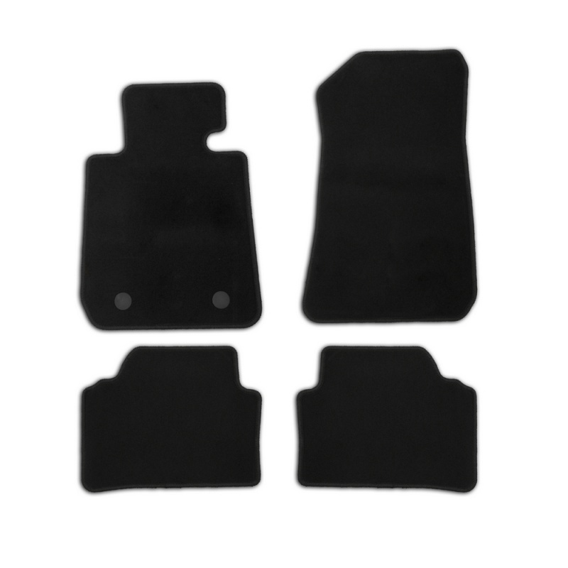 Mats in salon Klever Econom For BMW 3 saloon E90 AUTOMATIC TRANSMISSION 2006-2013, сед... 4 PCs (textile) дверь bmw e90