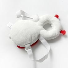Baby head protection anti crash pillow pad kids learn to walk infant neck cute wings nursing safety cushion tollder headrest