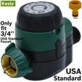 Mechanical Garden Water Timer USA STANDARD 3/4'' Waterproof Automatic Timer Irrigation Drip Watering System Controller 2 Hours