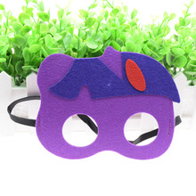 Mask Horse Super Hero Glasses Kids Baby Boy Girl Costume Star Wars Halloween Xmas Avengers DIY Masquerade Eye Cosplay