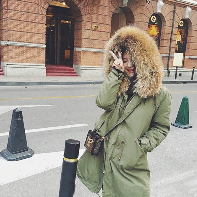 Подробнее о 2015 New Women Winter Army Green&Black Jacket Coats Thick Parkas Plus Size Real fox Raccoon Collar Hooded Outwear &Fur coat new women winter army green jacket coats thick parkas plus size real raccoon fur collar hooded outwear warm short coat mz1094