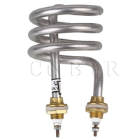 Electrical Element Helix Booster Stainless Steel Tube For Water Heater 2500W