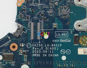 Image 5 - for Dell Latitude E7240 CN 0K3P5K 0K3P5K K3P5K VAZ50 LA 9431P i5 4300U Laptop Motherboard Mainboard Tested