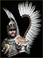 Resina Kits de montagem 1/10 Polonês Winged Hussar xvii Centry busto Sem Pintura Kit Resina Modelo Frete Grátis