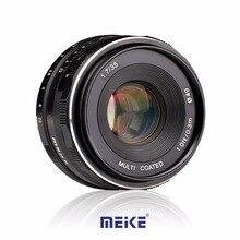 Meike MK S 35 1 7 35mm f1 7 Large Aperture Manual Focus lens APS C