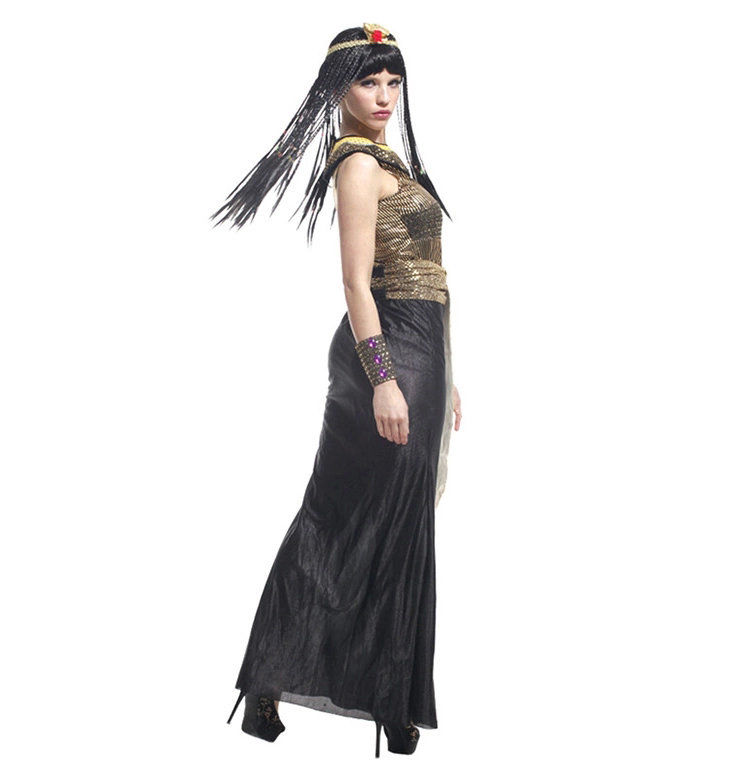 Aliexpress.com : Buy Cleopatra Egyptian Queen Fantastic Historical ...