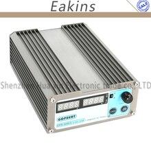 Digital compacta Ajustable fuente de Alimentación DC 30 V 32 V 5A 110 V-230 V 0.01 V/0.001A Enchufe de LA UE