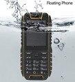 China Original S938 Flotador Natación Impermeable teléfono Móvil GSM Superior anciano IP68 Resistente Deporte a prueba de golpes teléfono celular Dual sim
