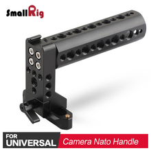 SmallRig Camera Video Action Stabilizing Handle Grip Photography Accessory With Nato Rail For Qucik Release 2003 low cost 10khz to 1ghz output 10dbm high frequency rf broadband amplifier
