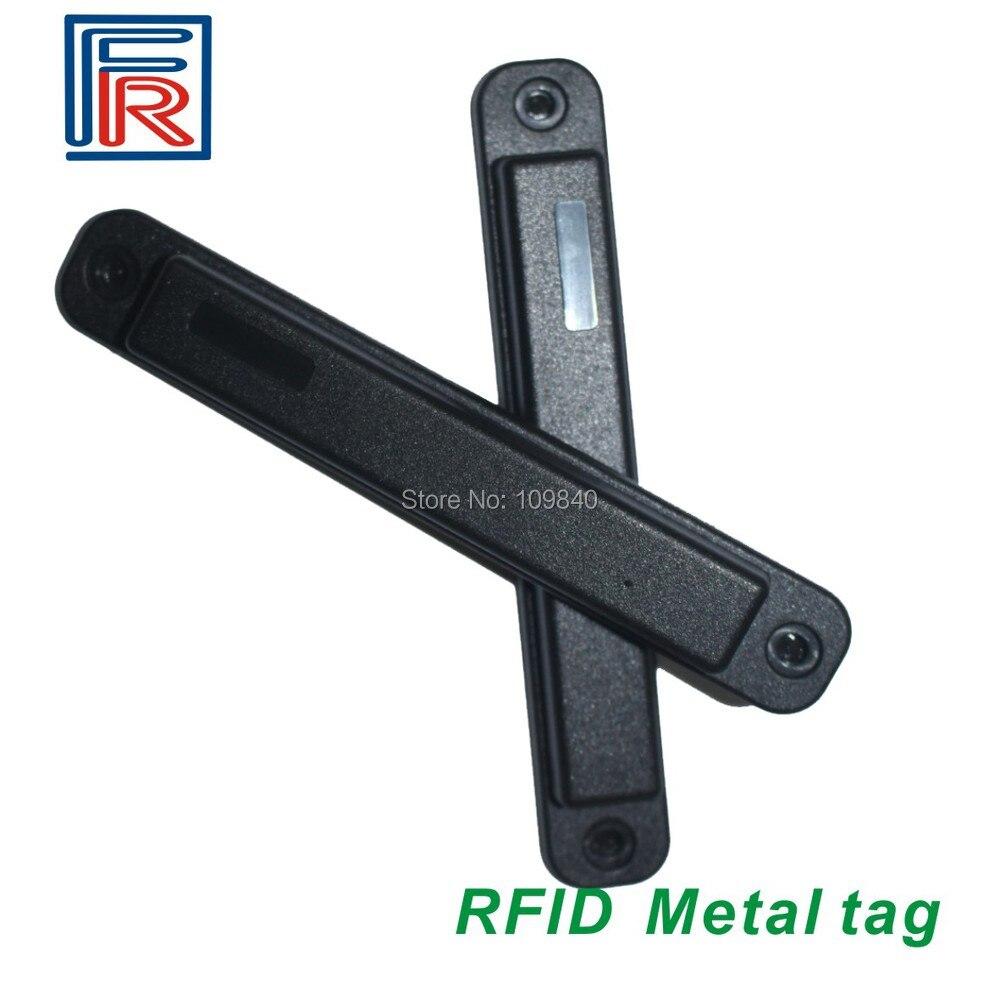 Купить с кэшбэком 860-960Mhz ISO18000-6C Anti Metal UHF RFID Tag for Asset Management 100pcs/lot